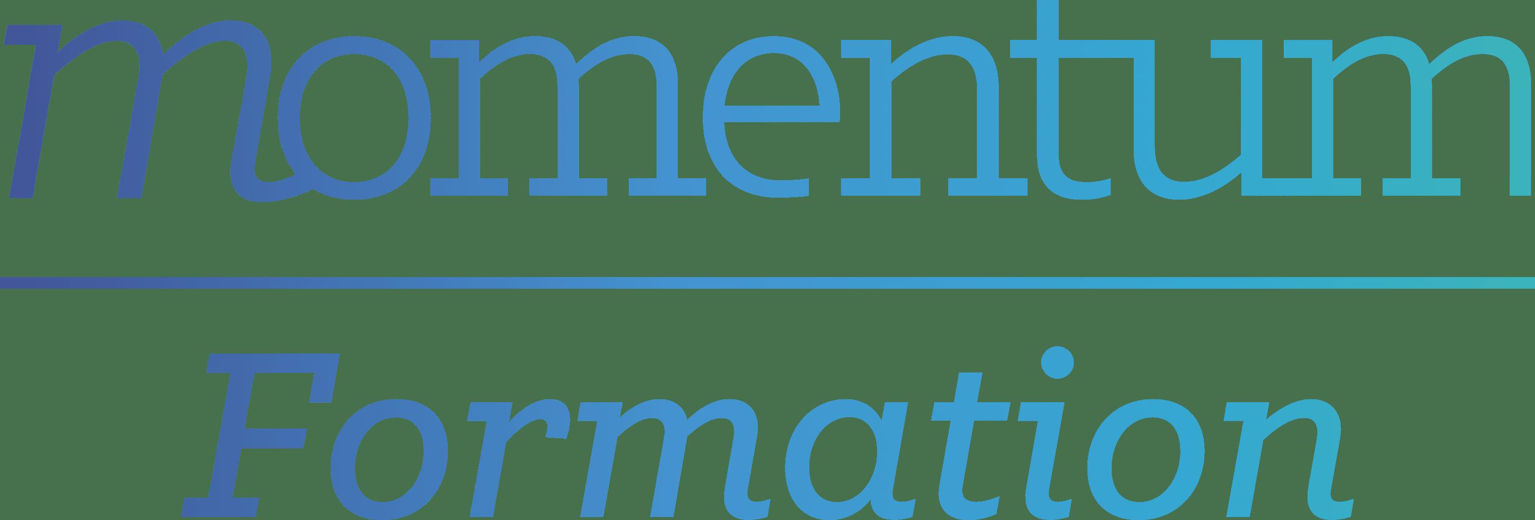 Logo momentum formation